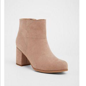 NWT size 10 Block Heel Booties